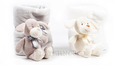 PLAID MIFFY + PELUCHE
