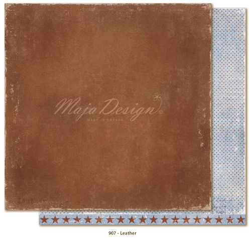 MAJA DESIGN Denim & Friends -  Leather