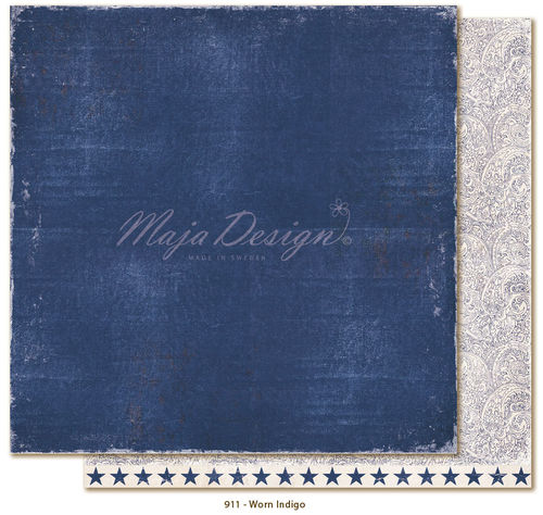 MAJA DESIGN Denim & Friends -Worn Indigo