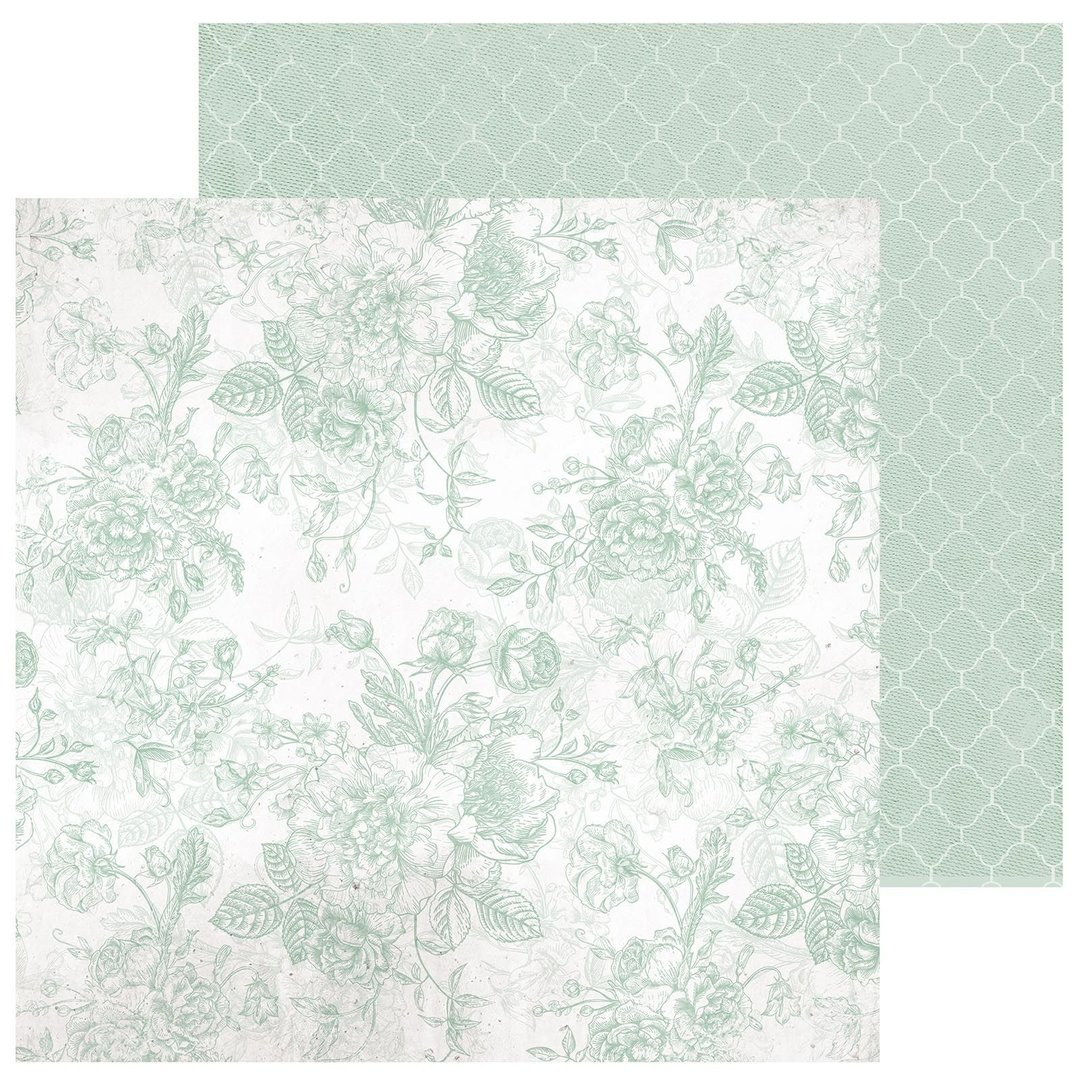 KAISERCRAFT Sage & Grace - Mint