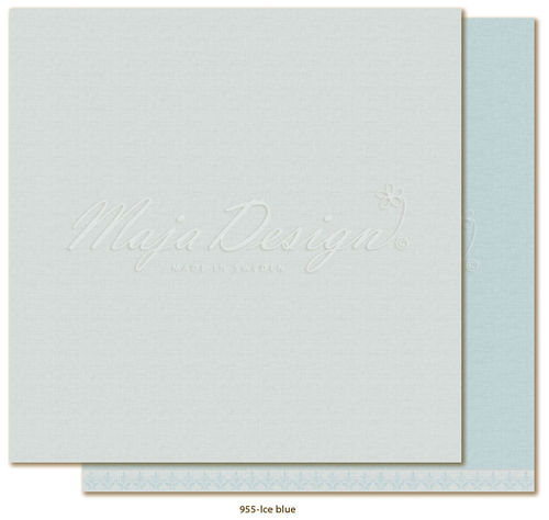 MAJA DESIGN Mono - Shades of Winterdays - Ice Blue