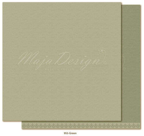 MAJA DESIGN Mono - Shades of Winterdays - Green