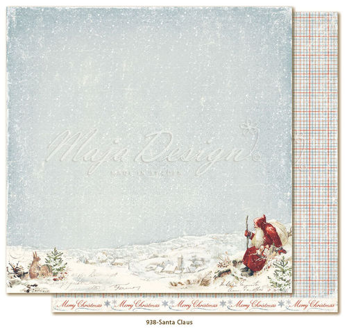 MAJA DESIGN Joyous Winterdays - Santa Claus