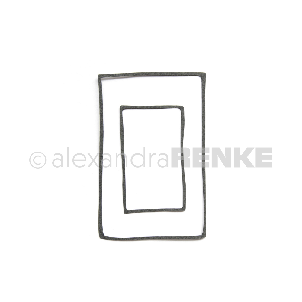 ALEXANDRA RENKE - Dies 'Frame Rectangle'