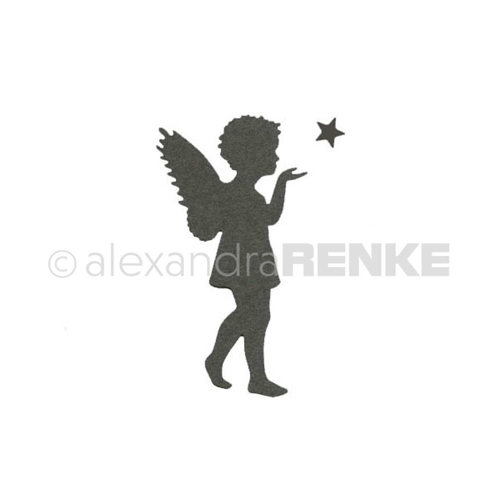 ALEXANDRA RENKE - 'Angel with star'