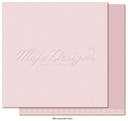 MAJA DESIGN  983 Shades of Celebration Lavender Rose