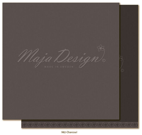 MAJA DESIGN  982 Shades of Celebration Charcoal