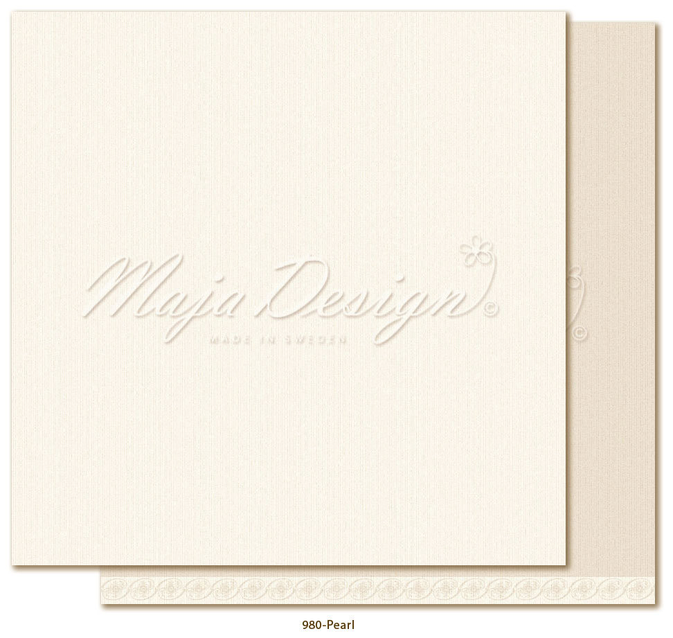 MAJA DESIGN  980 Shades of Celebration Pearl