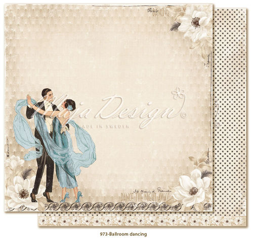 MAJA DESIGN 973 Celebration - Ballroom dancing