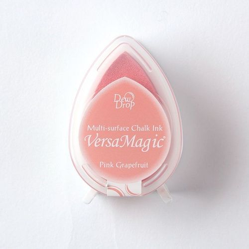VERSAMAGIC - dew drop pad PINK GRAPEFRUIT