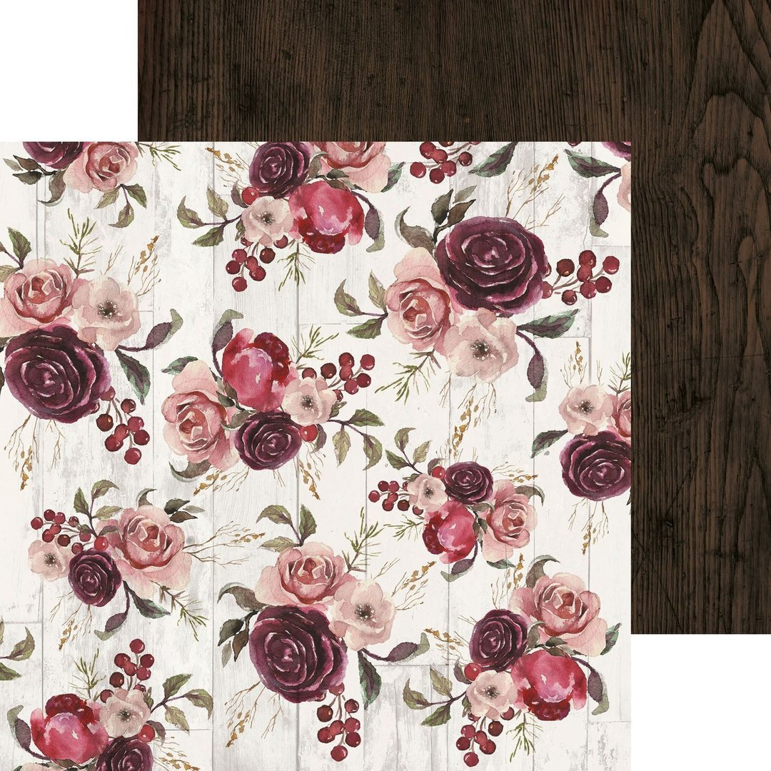 KAISERCRAFT Gypsy Rose - Inspiring