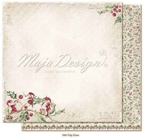 MAJA DESIGN Christmas Season - Tidy Elves