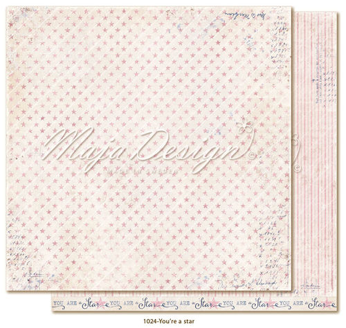 MAJA DESIGN Denim & Girls - You´re a Star