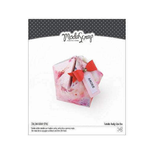 MODASCRAP Fustella - REALLY CUTE BOX MSF 1-081