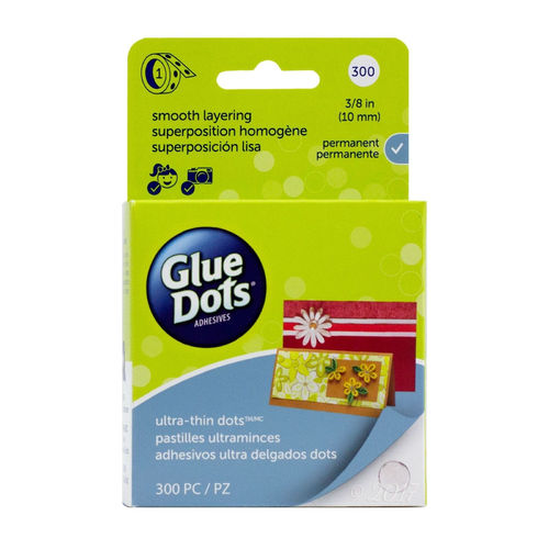 GLUE DOTS - Ultra-Thin Glue Dots® Roll 10mm